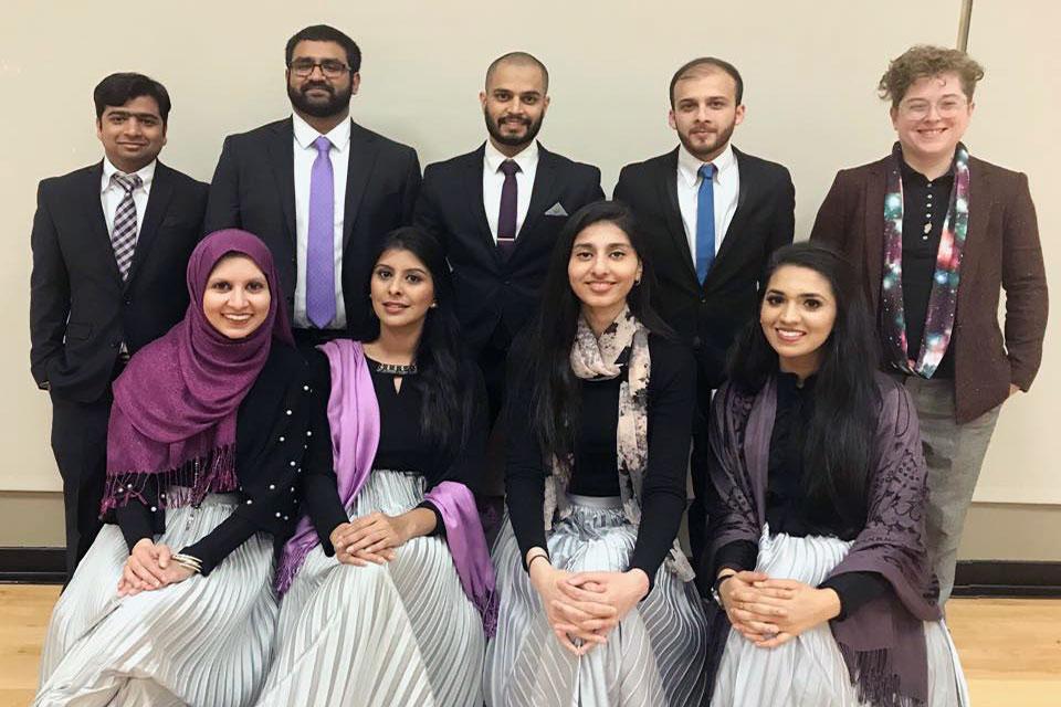 MSSA Executive Board Members